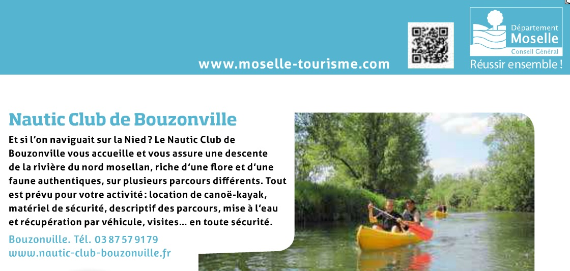 Presses 2014 nautic club bouzonville for Piscine de bouzonville